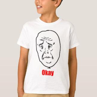 O.K. - Meme T-shirts