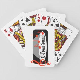 O-StadtSoundkarten Spielkarten