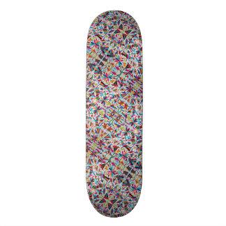 Oaxaca Mexiko mexikanisches hispanisches 20,1 Cm Skateboard Deck
