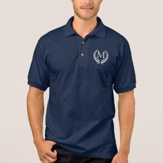 OB wand Monogramm Poloshirt