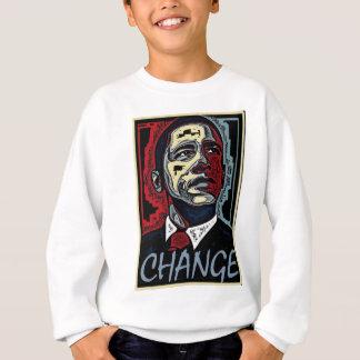 Obama-Änderung Sweatshirt