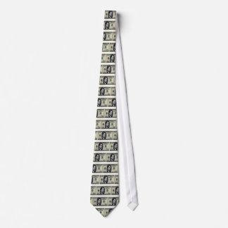 Obama auf Rechnung $100 Krawatten