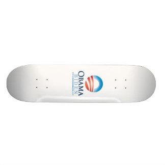 Obama/Biden Skateboard Skate Board