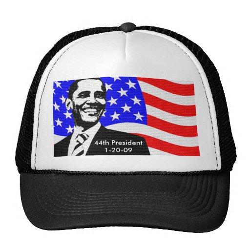 Obama-Einweihungs-Andenken-Hut 2009 Cap