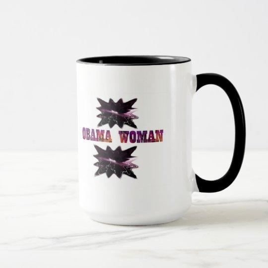 OBAMA-FRAU    Wecker-Tasse Tasse