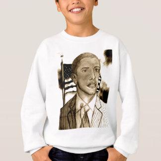 Obama für Änderung Sweatshirt