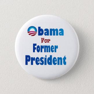 Obama für Präsidenten Button