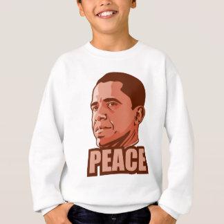 Obama gewinnt Friedenspreis Sweatshirt