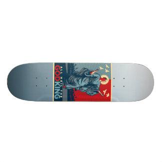 Obama-Gott-König Skate Board Deck