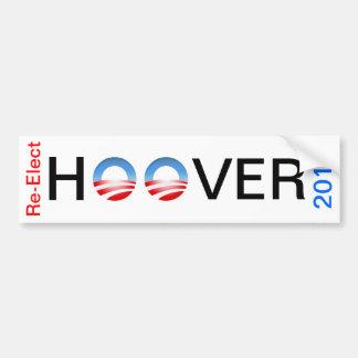 Obama-Logo, Obama-Logo, H, VER, wählen,… wieder Autoaufkleber