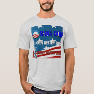 OBAMA-SORGFALT KLINGT BESSER, ALS ROMNEY SICH T-Shirt