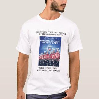 Obama-Sorgfalt-Kundgebung, NAHMEN SIE IHR T-Shirt