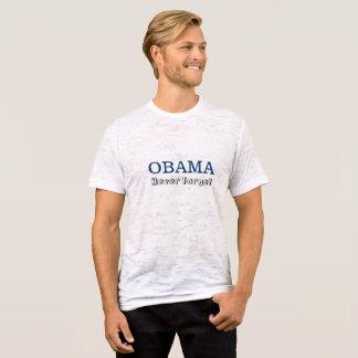Obama - vergessen Sie nie T-Shirt