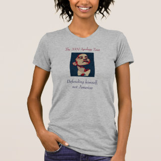 Obama: Verteidigung, nicht Amerika T-Shirt