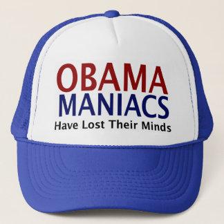 Obamamaniacs haben ihren Verstand verloren Truckerkappe