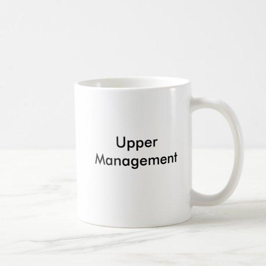 Oberes Management Tasse