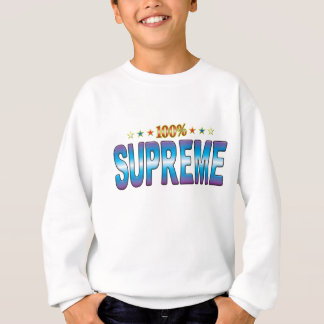 Oberster Stern-Umbau v2 Sweatshirt