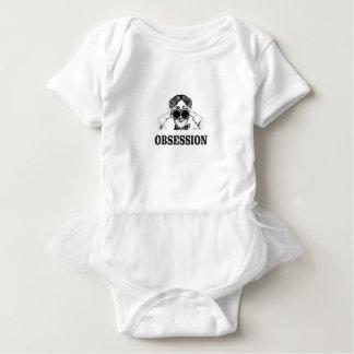 Obsessionsfrau Baby Strampler