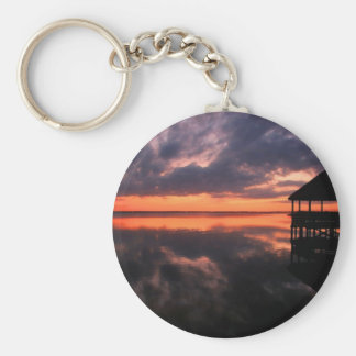 OBX Sonnenuntergang Schlüsselanhänger