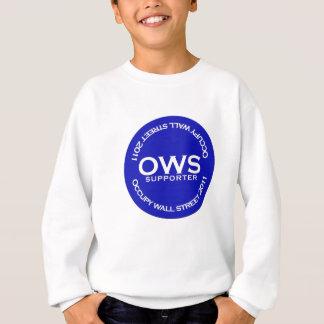 Occupy Wall Street-Anhänger-Krawatte Sweatshirt