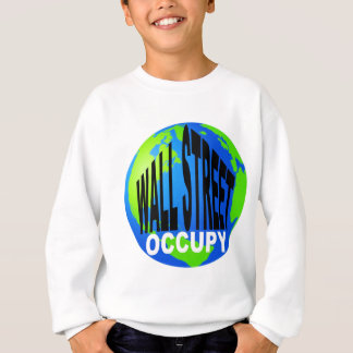 Occupy Wall Street global Sweatshirt