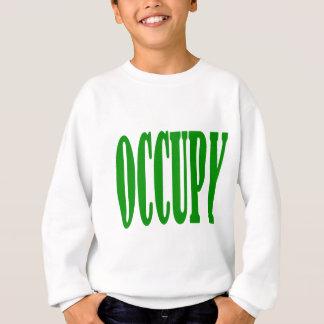 Occupy Wall Street irgendeine Straße irgendeine Sweatshirt