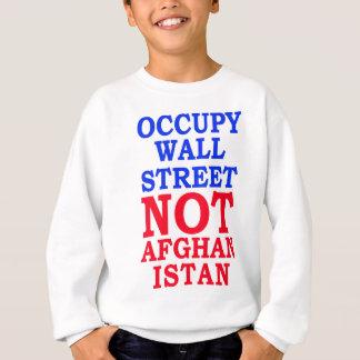 Occupy Wall Street, nicht Afghanistan Sweatshirt