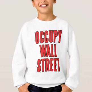 Occupy Wall Street sind wir die 99% Sweatshirt
