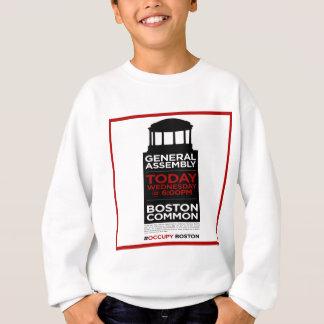 Occupy Wall StreetGeneralversammlung BOSTON Sweatshirt