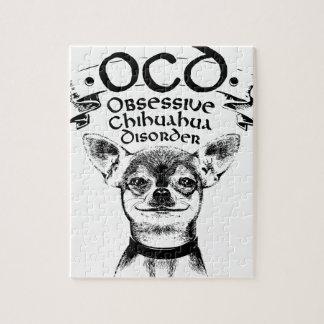OCD besessene Chihuahua
