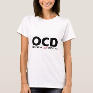 OCD - Besessene Katzen-Störung T-Shirt