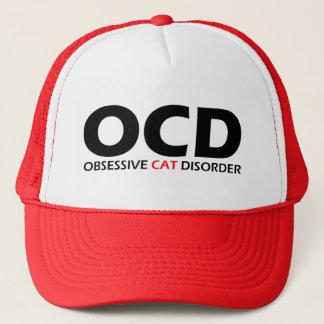 OCD - Besessene Katzen-Störung Truckerkappe