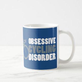 OCD radfahrenTasse Kaffeetasse
