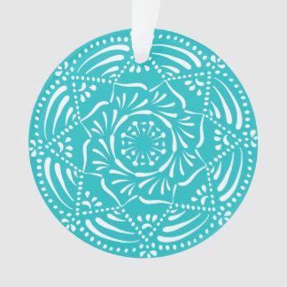 Oceana Mandala Ornament