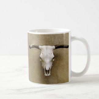 Ochseschädel Kaffeetasse