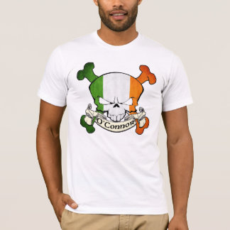 O'Connor-Iren-Schädel T-Shirt