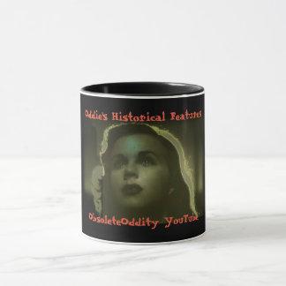 Oddies historische Eigenschaften - Evelyn-Tasse Tasse