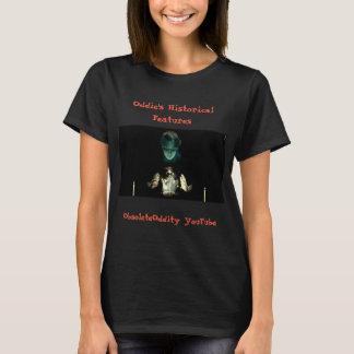 Oddies historische Eigenschaften - IDA-Holz T-Shirt
