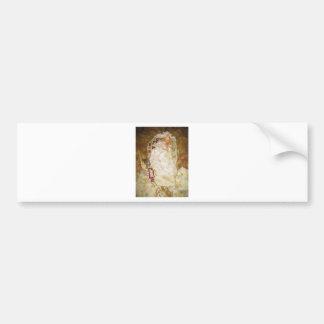 Ode zu Klimt durch Gustav Klimt Autoaufkleber