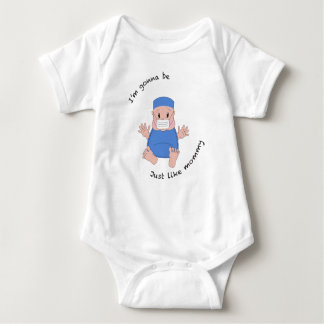 ODER Mama Baby Strampler