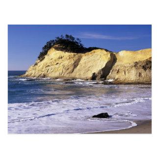 ODER, Oregon-Küste, Kap Kiwanda SP, Kap 2 Postkarte