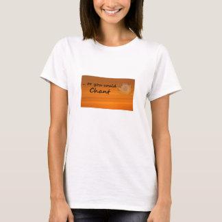 """""""… oder Sie konnten SGI-Buddhist-T - Shirt singen"""""""