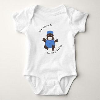 ODER Vati Baby Strampler