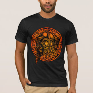 Odin Runen, Baum des Leben-Shirts T-Shirt