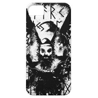 Odins Raben-Charme-Telefon-Kasten iPhone 5 Etui