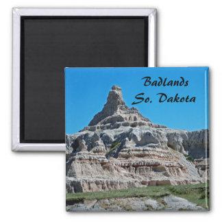 Ödländer Nationalpark, South Dakota Quadratischer Magnet