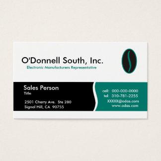 O'DonnellsüdVisitenkarten Visitenkarte