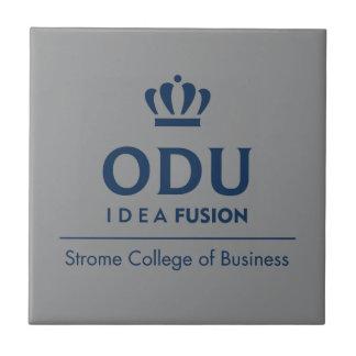 ODU Staplungslogo - Blau Fliese