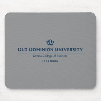 ODU Strome Uni des Geschäfts - Blau Mousepad