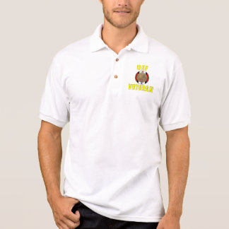OEF Medaille Druckpolo Polo Shirt